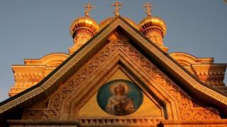 Церковь была возведена на деньги царской семьи