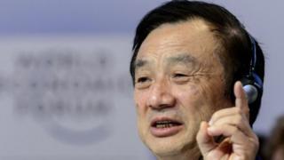 Ren Zhengfei washinze Huawei avuga ko yishimiye kuba iyi kompanyi iri ku isonga mu ikoranabuhanga ry'umurongo mugari wa Internet wa 5G