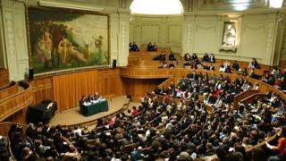 Paris lecture