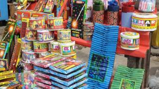 पटाखों से प्रदूषण