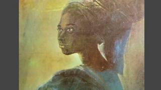 Painting of Ife Princess Adetutu Ademiluyi