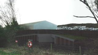Network Rail flood alleviation scheme