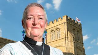 Rev Coralie Mansfield