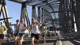 Сіднейський марафон