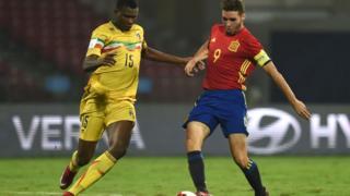 Mondial de football des cadets : le Mali éliminé