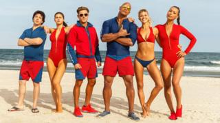 Baywatch cast