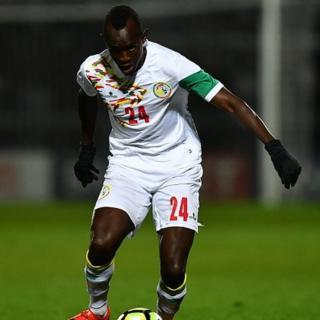 Le latéral gauche, qui a joué aux Etats-Unis, a livré de belles prestations lors de ses dernières sorties avec les Lions du Sénégal.