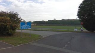 Coventry City football club's training ground