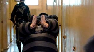 2006年白俄羅斯一個監獄內