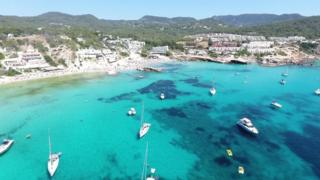 Plastic pollution: How Ibiza is tackling its problem with waste