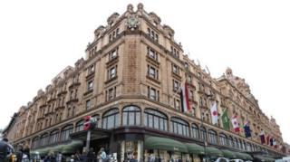 فروشگاه معروف هرودز لندن