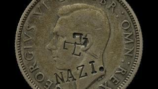 Английская монета