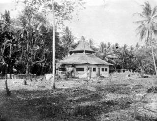 Masjid Angke, Jakarta Barat, 1921