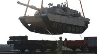 M1-Abrams