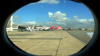 Aviões da TAM