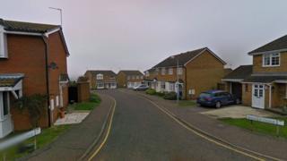 Barker Close, Lawford
