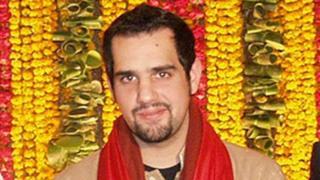 Shahbaz Taseer (picture via the Frontier Corps of Balochistan)