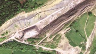 Buttington Quarry, near Welshpool