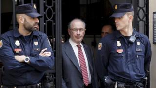 Суд визнав пана Рато винним у розстраті довірених йому коштів у період, коли він займав посаду президента фінансової групи Bankia