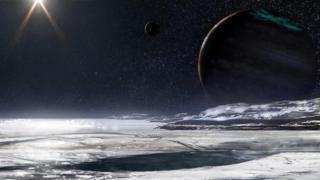 صورة لكوكب المشتري