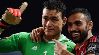 Umunyezamu wa Misri Essam El Hadary