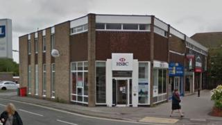 HSBC in Hedge End
