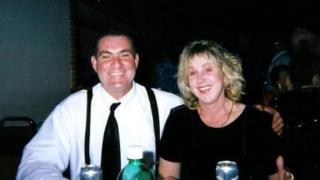 टेरेसा क्लार्क और उनके पति लैरी क्लार्क