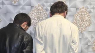 متهمان قتل مهسا احمدی