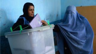 Вибори в Афганістані