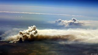 science Fires in New South Wales
