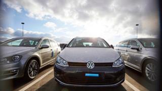 Volkswagen marka araçlar