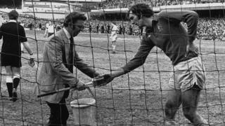 Bob Smith and Joe Corrigan