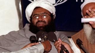 Masood Azhar founder of JEM (Feb 2000)