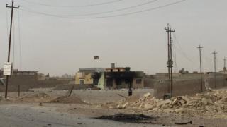 Kukcali rayonu, Mosul (1 Noyabr 2016)