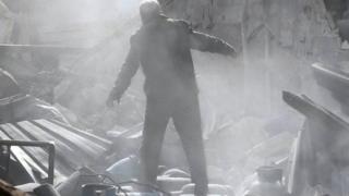 ATHARI YA MAKOMBORA SYRIA