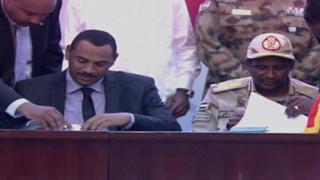 Manni maree humna waraanaafi mortoonni Sudaan waliigaltee yeroo mallatteesanitti