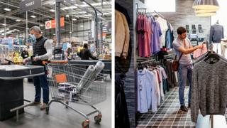 UK DIY sales soar but clothing stores fall behind thumbnail