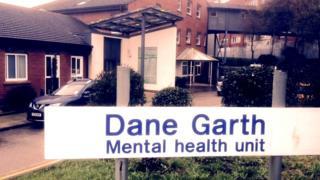 Dane Garth mental health unit