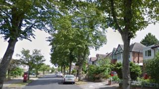 Petersfield Road, Hall Green