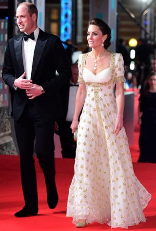 hollywood The Duke and Duchess of Cambrdige