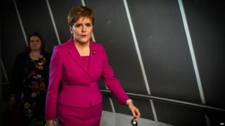 General election 2019: Scotland's future slap bang in middle of campaign