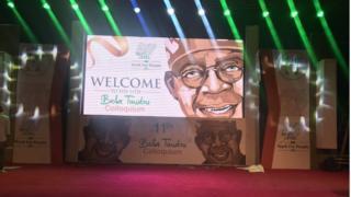 Ibudo apero Tinubu colloquium 2019