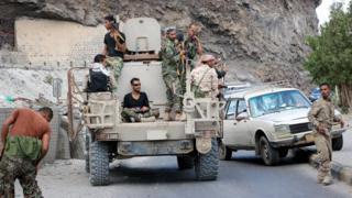 مناقشه عربستان و امارات در جنوب یمن