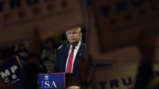 Donald Trump zafer turunun ilk durağında ülkeye giren göçmen sayısını kısıtlama sözü verdi