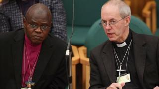 Archbishop of York, Archbishop of Canterbury
