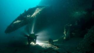 Vanguard wreck