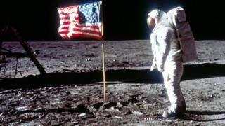 Buzz-Aldrin-with-flag-on-the-Moon.