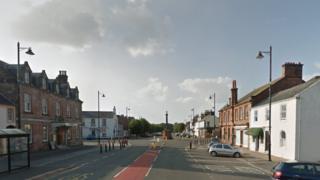 Drumlanrig Street