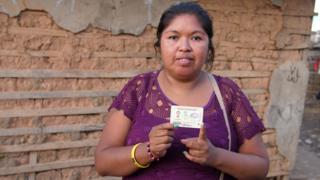 Mujer Boliviana