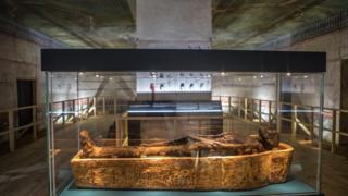 مقبرة تحتمس الثالث في متحف بولتون